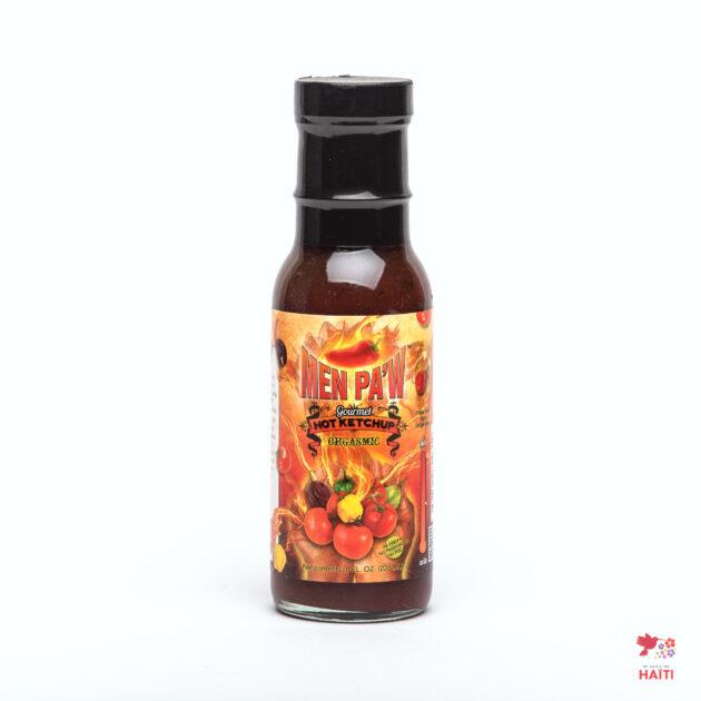 Hot Ketchup, 8 Oz (Men Pa'w )
