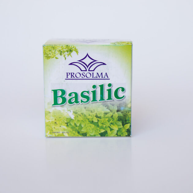 Basil Tea/ Te Basilic From Haiti