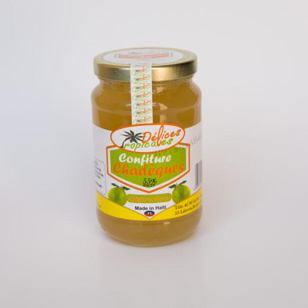 Confiture Chadèques/Grapefruit Jam