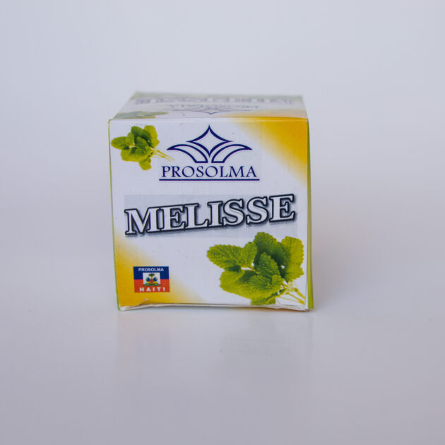 Lemon Balm Tea /  Te Melissa From Haiti