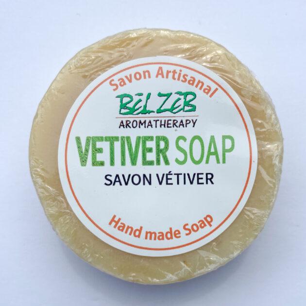 Vetiver Soap (Bēl Zēb) / Savon Vétiver