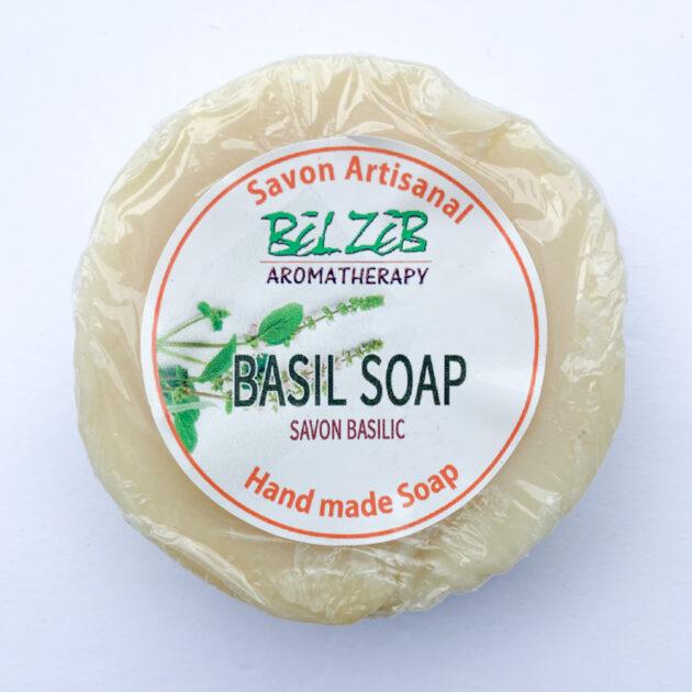 Basil Soap (Bēl Zēb) / Savon Basilic