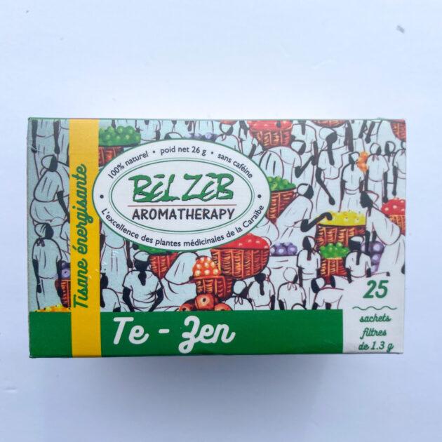 Wellness Tisane Energisante Tea (Bēl Zēb) / Te Zen