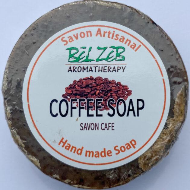 Coffee Soap (Bēl Zēb) / Savon Cafe