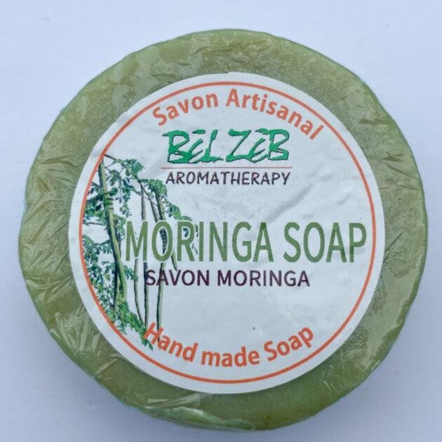 Moringa Soap (Bēl Zēb) / Savon Moringa