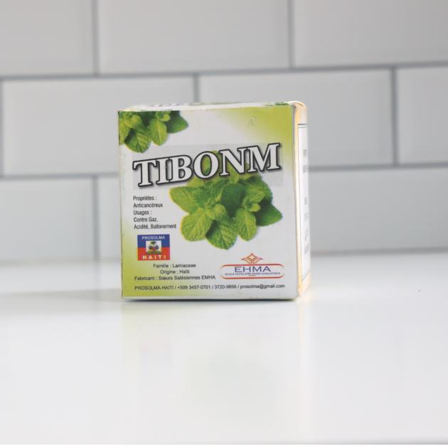 Peppermint Tea / Te Tibonm From Haiti