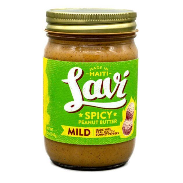 Spicy Haitian Peanut Butter (MILD)
